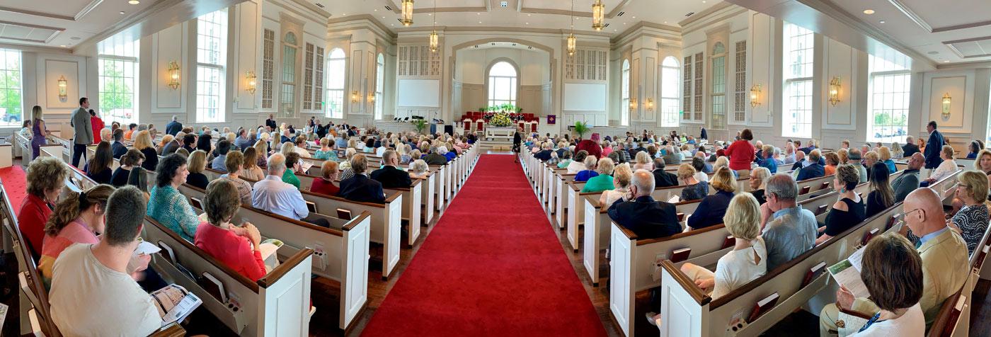 Worship Services   Myrtle Beach First Presbyterian Church
